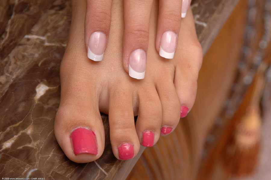Angelina Armani Feet