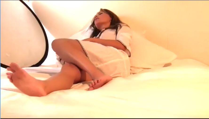 Carolina Sabino Feet