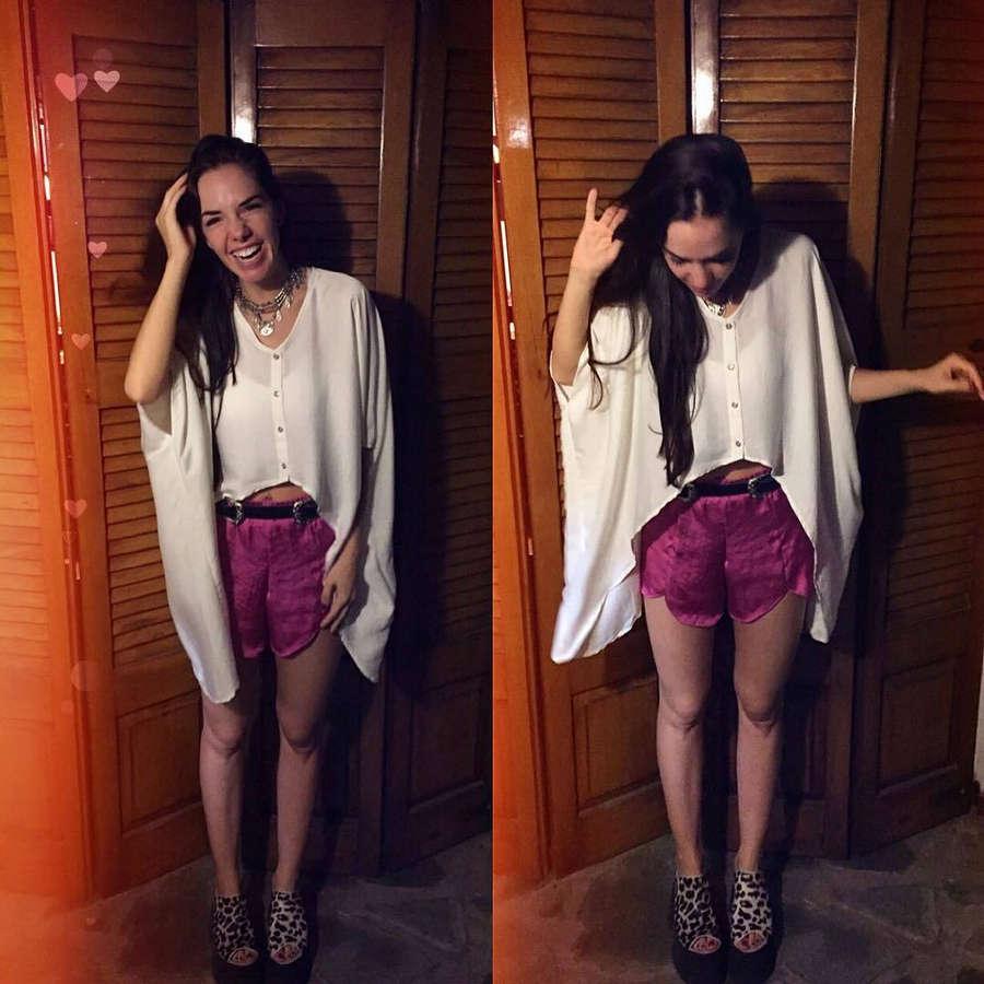 Julieta Nair Calvo Feet