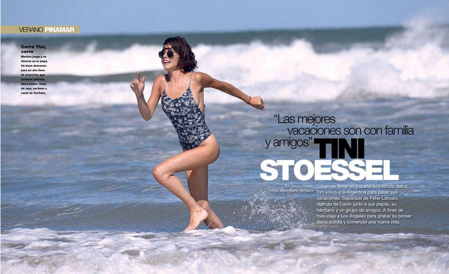 Martina Stoessel Feet