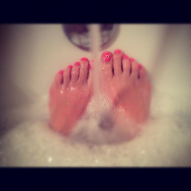 Carlie Stylez Feet