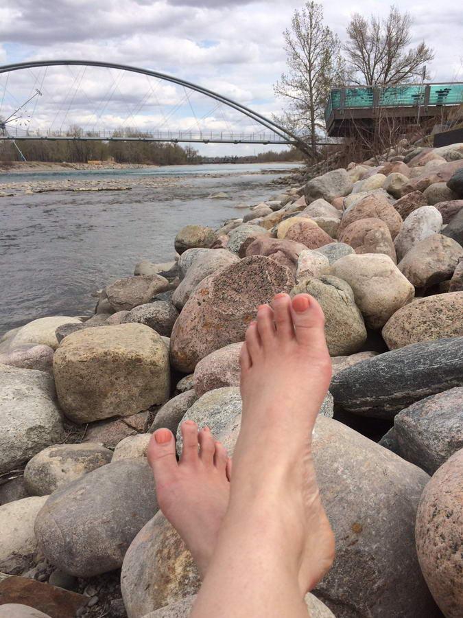 Zoey Duncan Feet