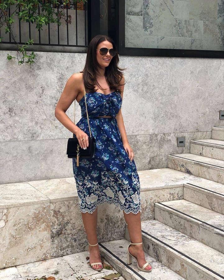 Simone Anderson Feet