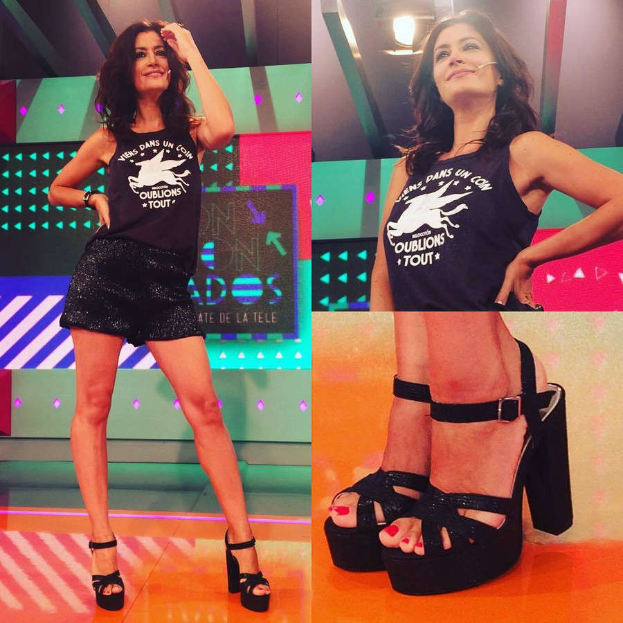 Carla Conte Feet