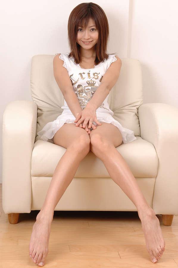 Mika Orihara Feet