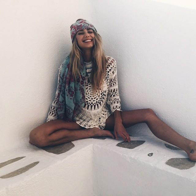Sahara Ray Feet