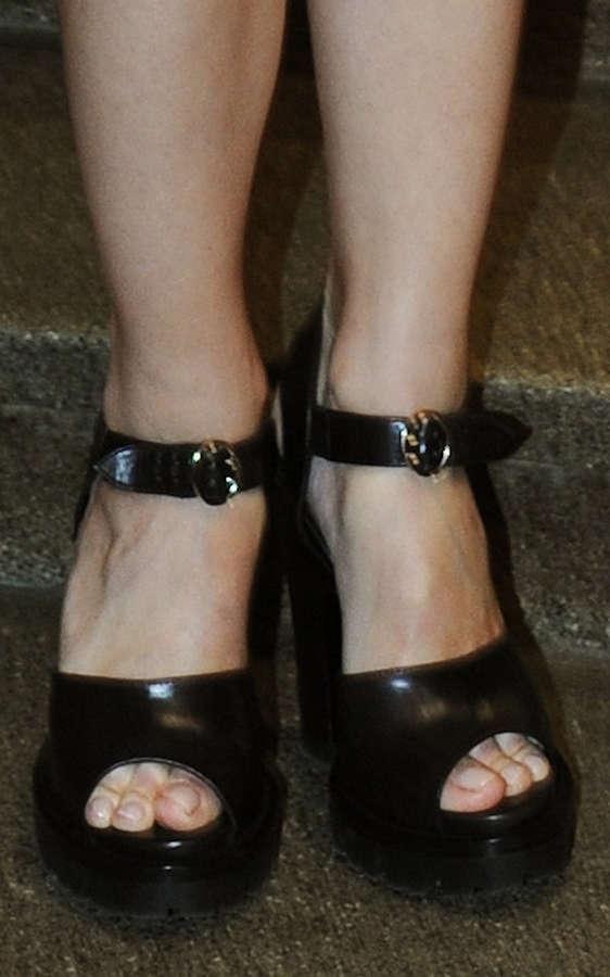 Jana Plodkova Feet