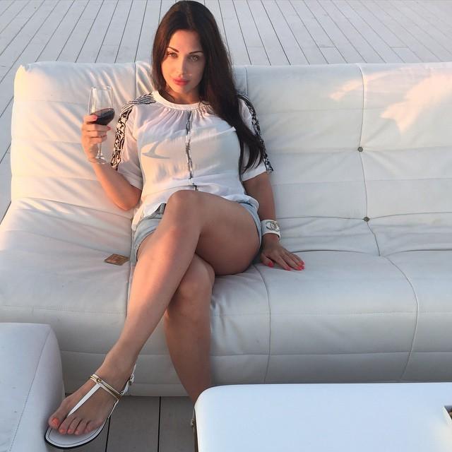 Aletta Ocean Feet