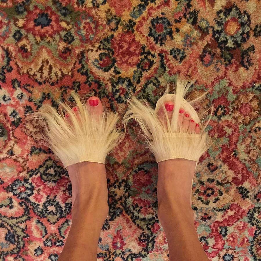 Audrey Gelman Feet