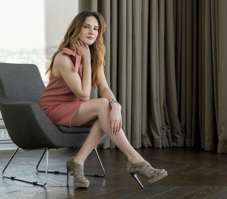 Alina Boz Feet