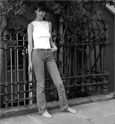 Emily Mortimer Feet