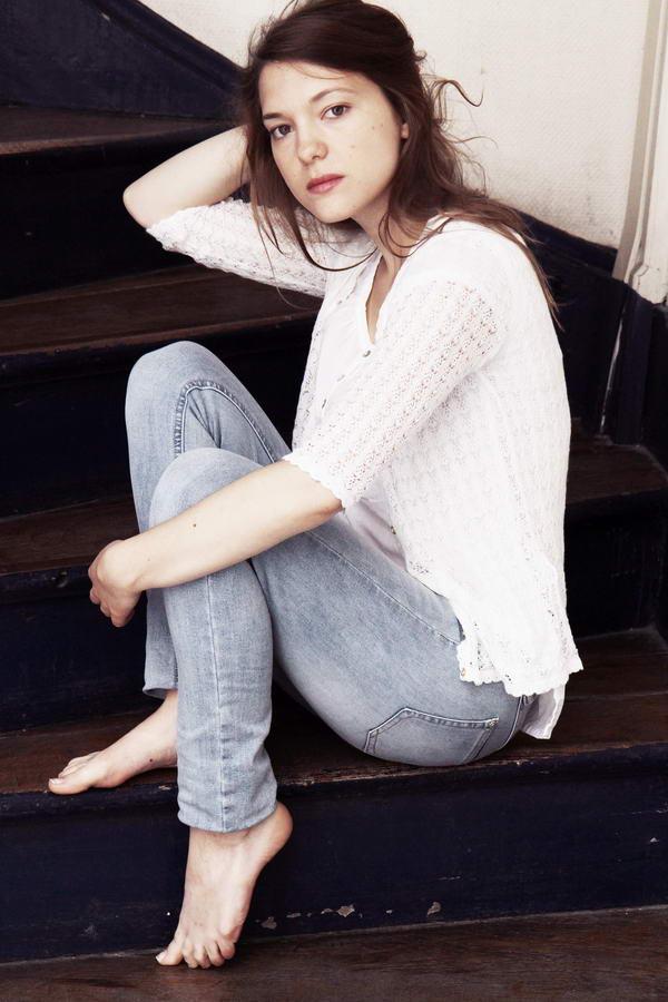 Maryne Bertieaux Feet