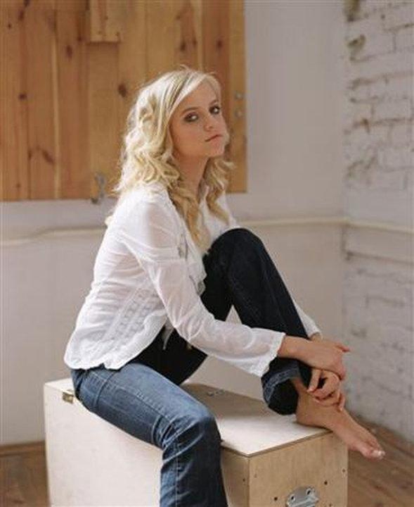 Aleksandra Strunin Feet