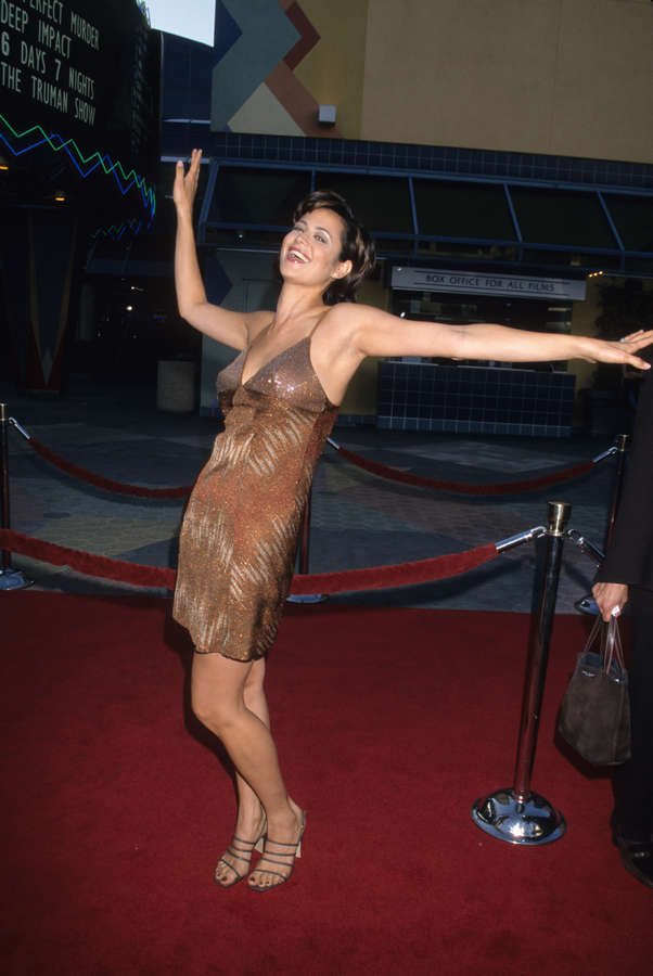 Catherine Bell Feet