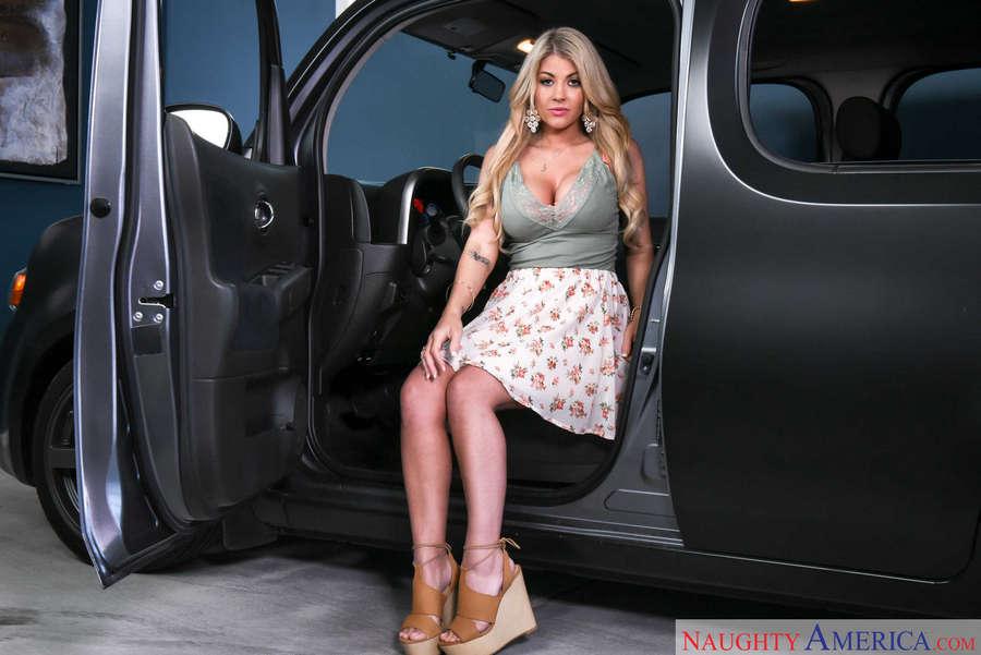 Kayla Kayden Feet