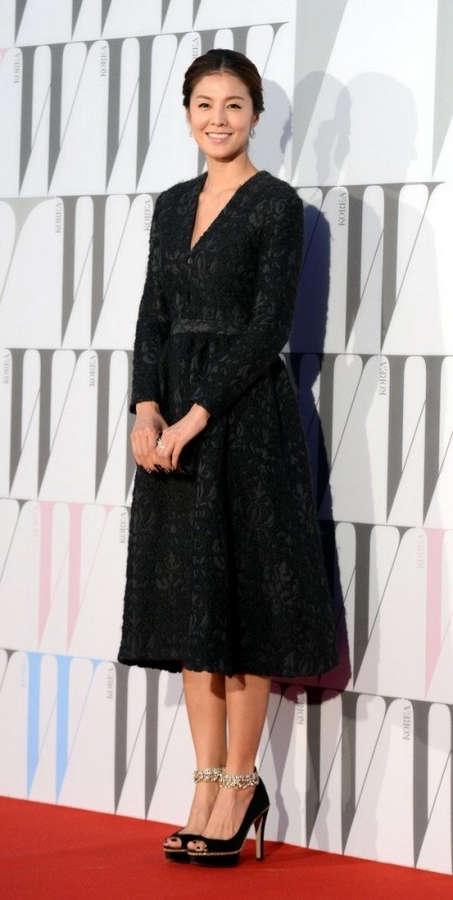 Sung Eun Kim Feet
