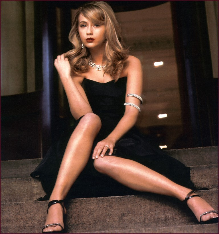 Samia Smith Feet