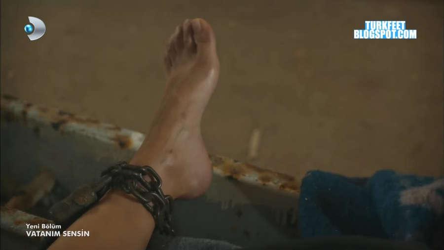 Sebnem Hassanisoughi Feet