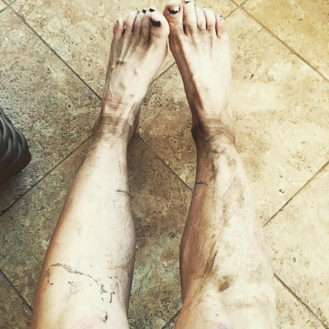 Marti Noxon Feet