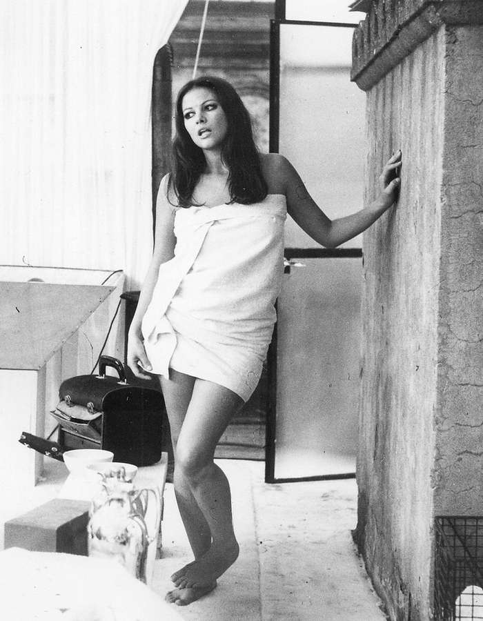 Claudia Cardinale Feet