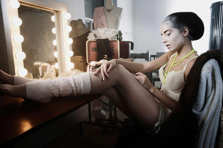 Melanie Scrofano Feet