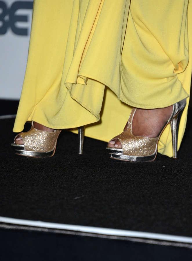 Wendy Raquel Robinson Feet
