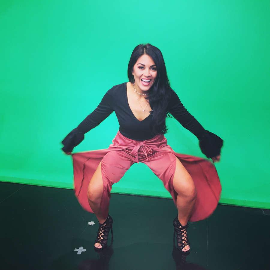 Alanna Sarabia Feet