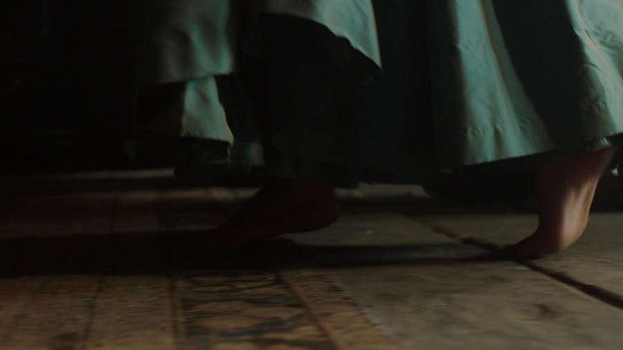 Eleanor Tomlinson Feet