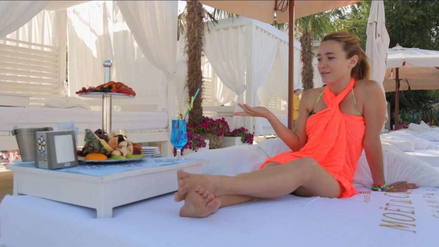Anastasia Ivleeva Feet