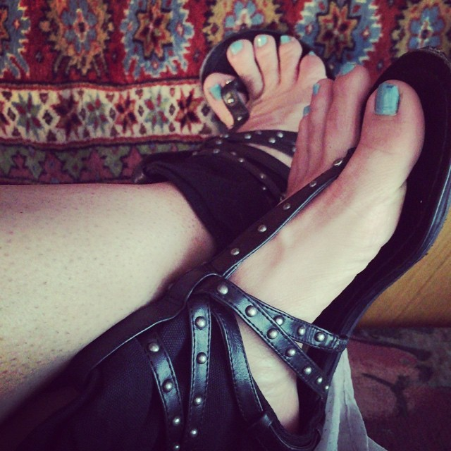 Cathrine Foxx Feet