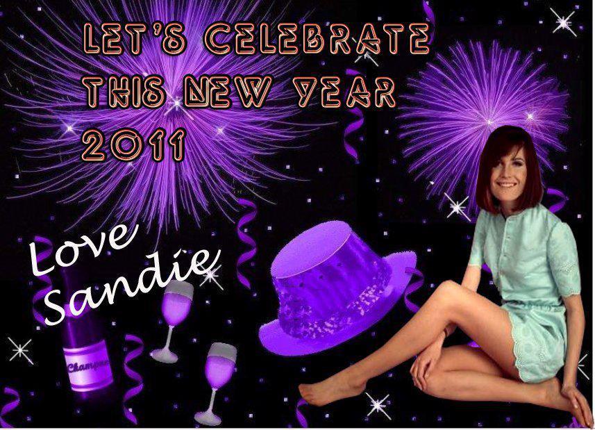 Sandie Shaw Feet