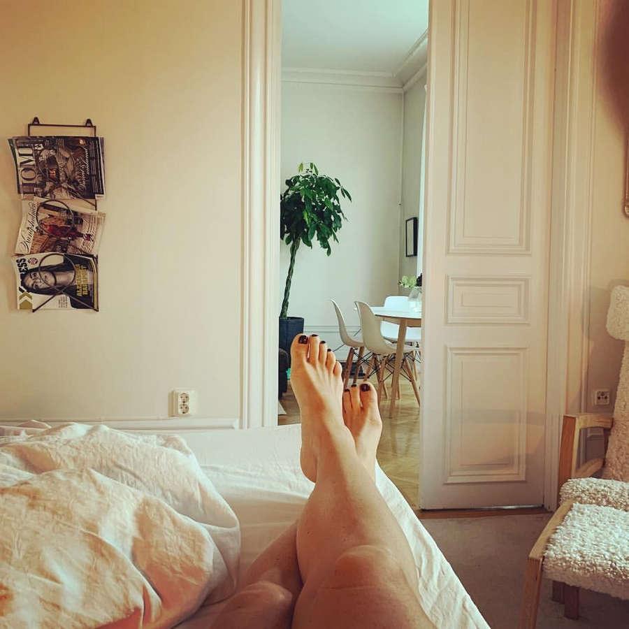 Alexandra Rapaport Feet