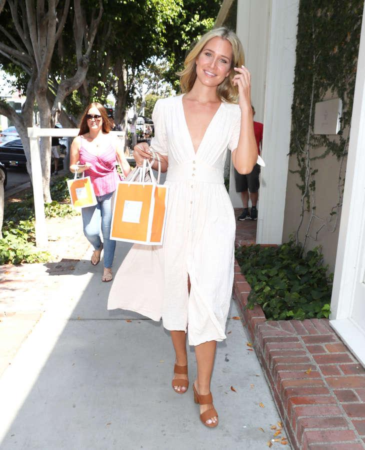 Kristine Leahy Feet