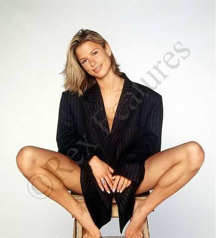 Rhona Mitra Feet