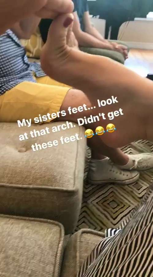 Adriana McPhee Feet