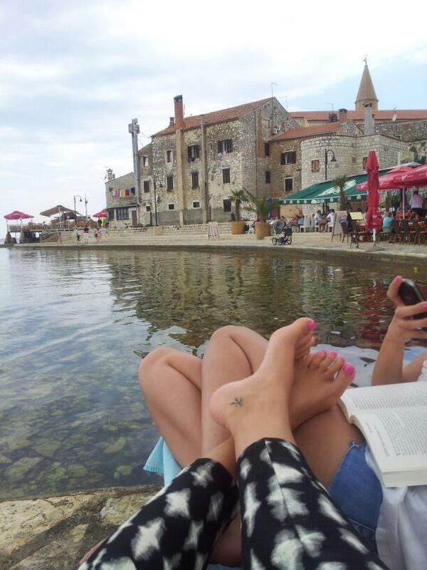 Marija Kilibarda Feet