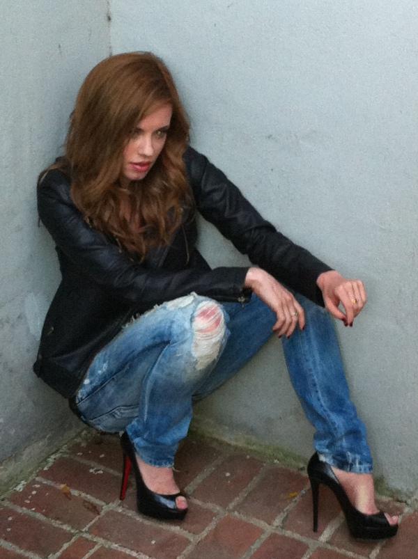 Molly Burnett Feet