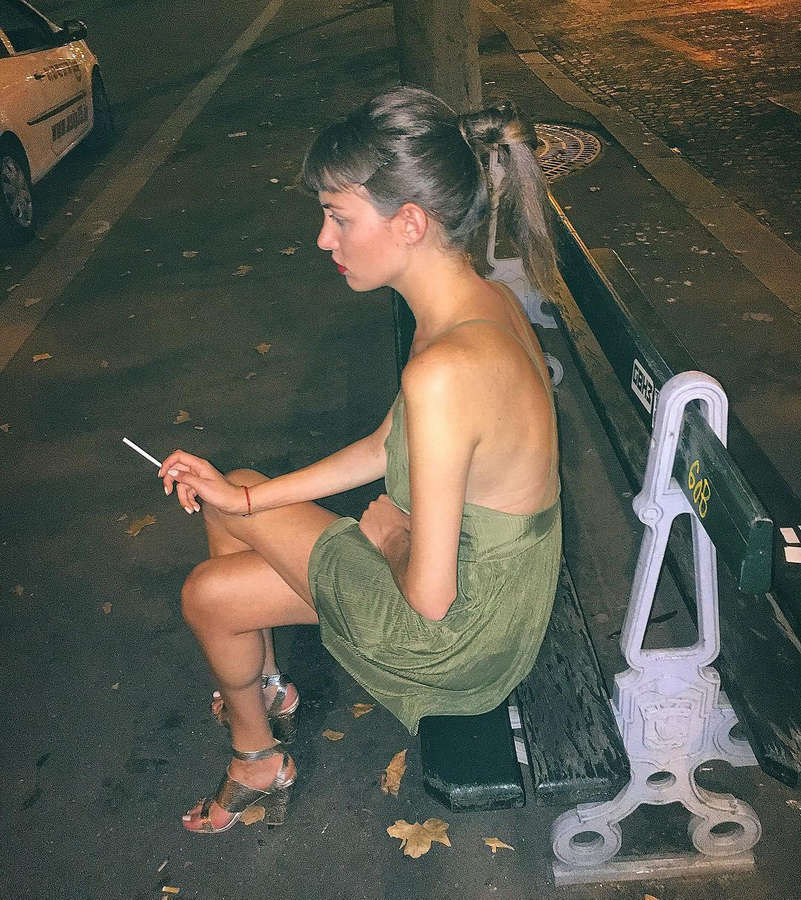 Nuka Karalashvili Feet