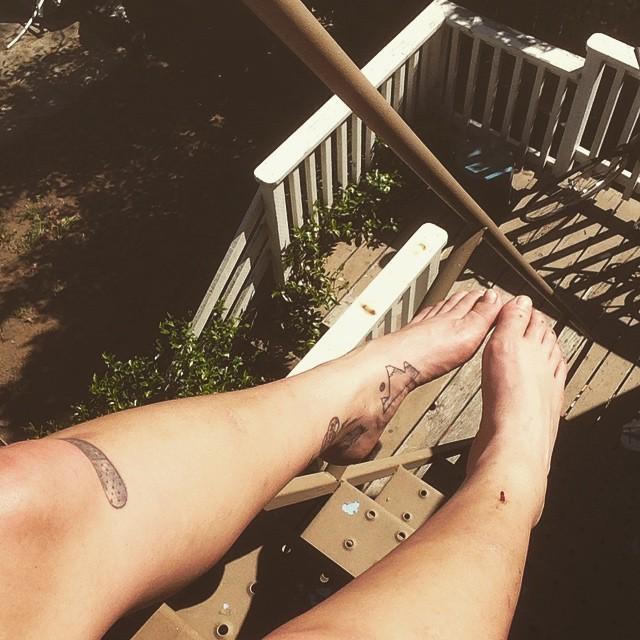 Sierra Kusterbeck Feet