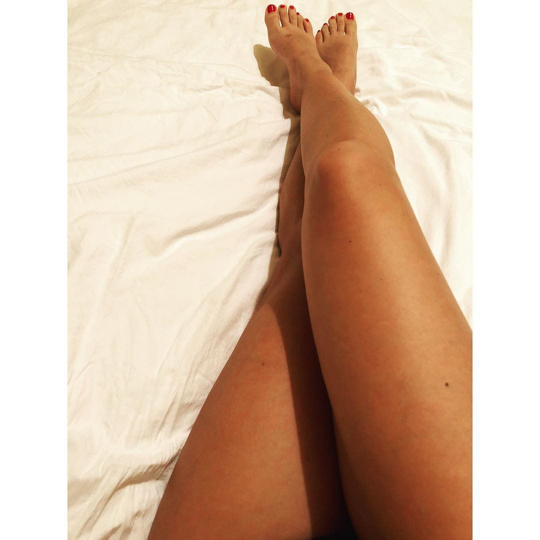 Alkmini Chatzigianni Feet