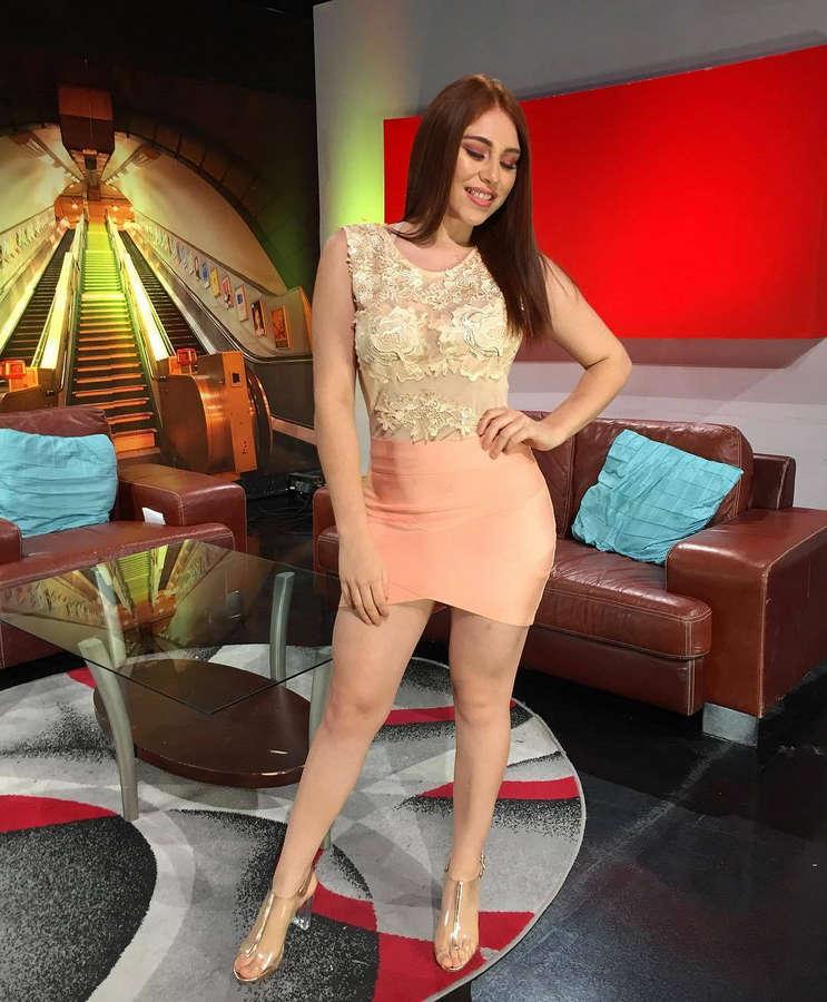 Jocelyne Contreras Feet