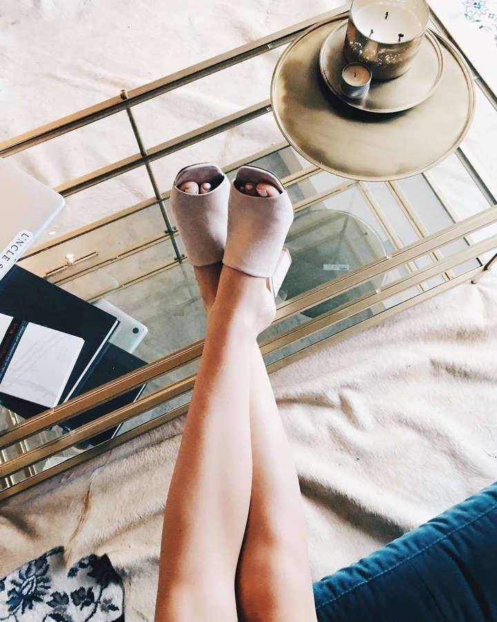 Allegra Shaw Feet