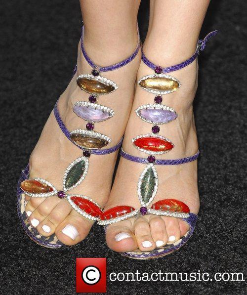 Maeve Quinlan Feet