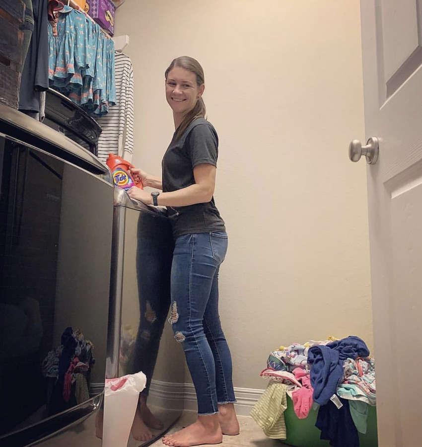 Danielle Busby Feet