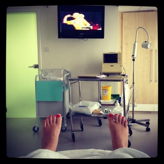 Lily Allen Feet