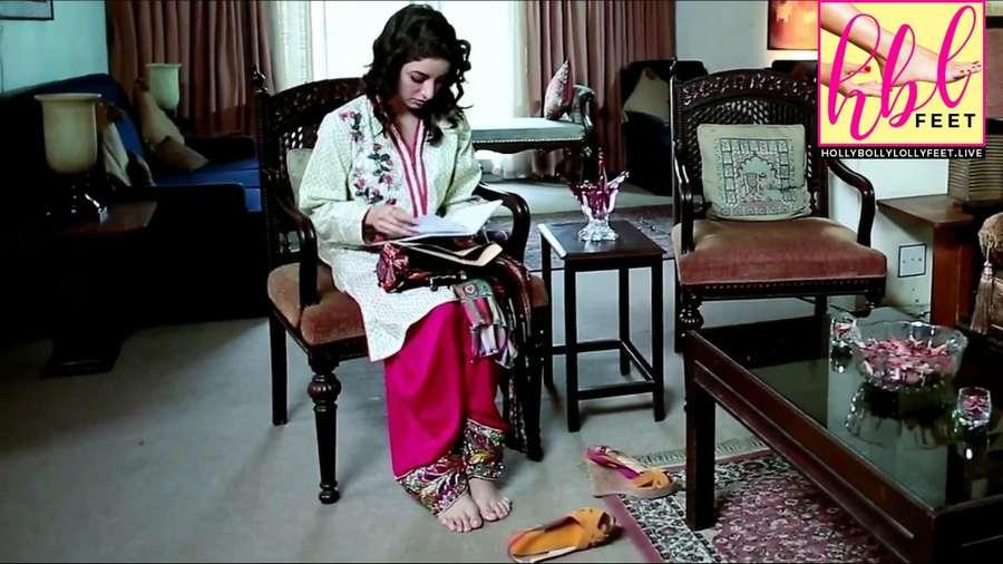 Sarwat Gilani Feet