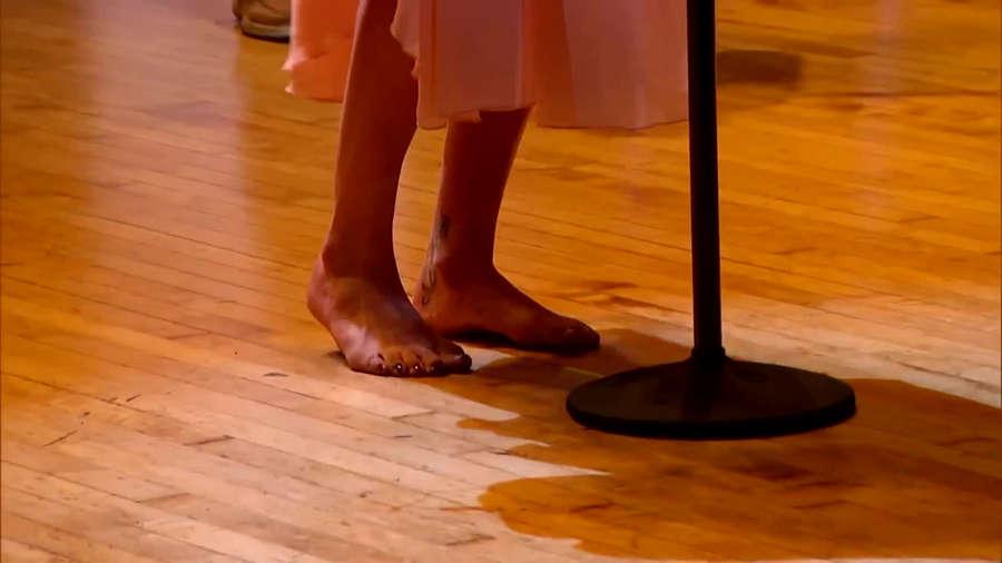 Alexis Gomez Feet