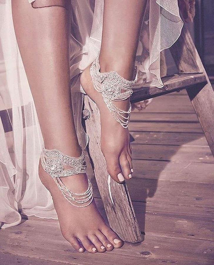 Sophia Pierson Feet