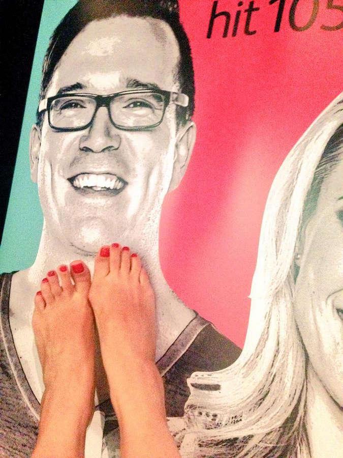Abby Coleman Feet