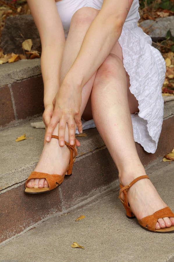 Silva Storey Feet